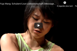 Schubert-Liszt – Liebesbotschaft (Message of Love) – Wang, Piano