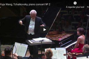 Tchaikovsky – Piano Concerto No. 2 – Yuja Wang