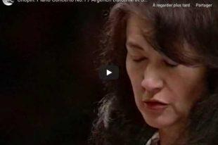 Chopin - Piano Concerto No. 1 - Martha Argerich