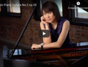 Chopin - Sonata No 2 in B-Flat Minor - Wang, Piano