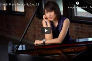 Chopin – Piano Sonata No. 2 – Yuja Wang