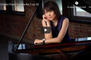 Chopin - Piano Sonata No. 2 - Yuja Wang