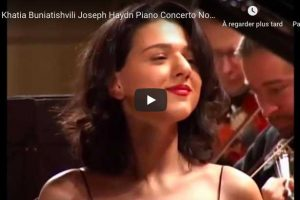 Haydn – Piano Concerto No. 11 – Khatia Buniatishvili