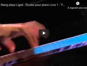 Ligeti - Etude No 4, Fanfares - Yuja Wang, Piano