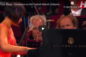 Mozart/Volodos/Wang – Turkish March – Wang, piano