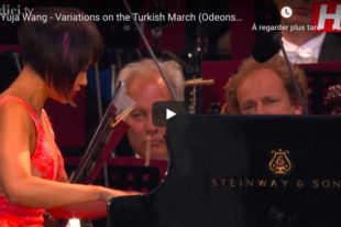 Mozart/Volodos/Wang - Turkish March - Wang, piano