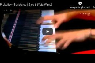 Prokofiev - Sonata No 6 in A Major - Wang, Piano