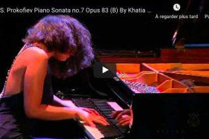 Prokofiev – Piano Sonata No. 7 – Khatia Buniatishvili