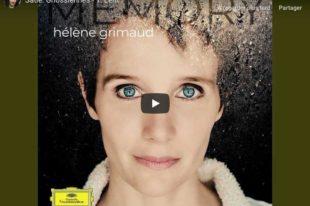Satie - Gnossienne No. 1 - Hélène Grimaud, Piano