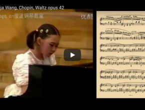 Chopin, Waltz No. 5 Op. 42 in A-Flat Major - Yuja Wang, Piano