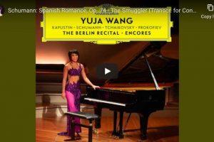 Schumann-Tausig – The Smuggler (Der Kontrabandiste) – Wang,Piano