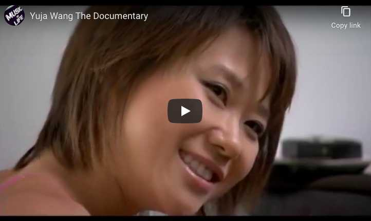 A documentary about the Chinese pianist Yuja Wang.