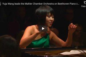 Beethoven – Piano Concerto No. 1 – Yuja Wang