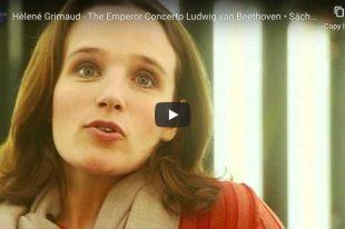 Beethoven - Emperor Concerto (No. 5) - Hélène Grimaud