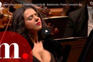 Beethoven – Piano Concerto No. 1 – Khatia Buniatishvili