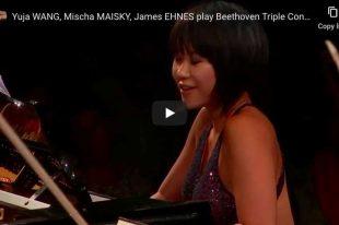 Beethoven - Triple Concerto - Wang, Maisky, Ehnes