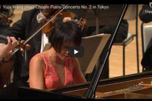 Chopin - Piano Concerto No. 2 - Yuja Wang