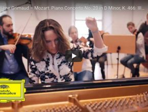 Mozart, Piano Concerto No. 20 in D Minor - Hélène Grimaud