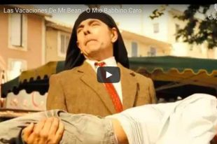 Puccini - O Mio Babbino Caro - Mr Bean