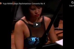 Rachmaninoff - Piano Concerto No. 4 - Yuja Wang