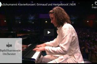 Schumann - Piano Concerto in A Minor - Hélène Grimaud