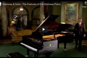 Steinway: Why is it your Favorite Pianist's Piano?