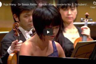 Piano Concerto No. 2 (Bartok) - Yuja Wang