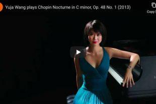 Nocturne No. 13 (Chopin) - Yuja Wang, Piano