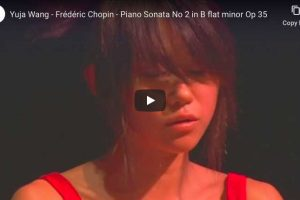Piano Sonata No. 2 (Chopin) – Yuja Wang