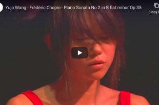 Piano Sonata No. 2 (Chopin) - Yuja Wang