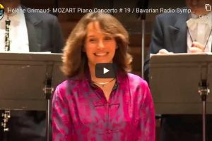 Concerto No. 19 (Mozart) – Hélène Grimaud, Piano