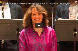 Concerto No. 19 (Mozart) - Hélène Grimaud, Piano