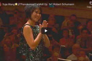Schumann – Piano Concerto – Yuja Wang
