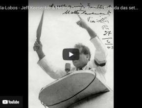 Villa-Lobos - Ciranda Das Sete Notas - Grimaud, Keesecker