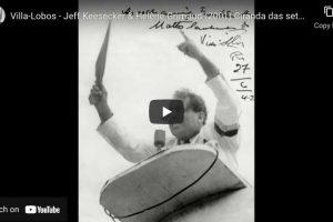 Villa-Lobos – Ciranda das Sete Notas – Grimaud, Keesecker