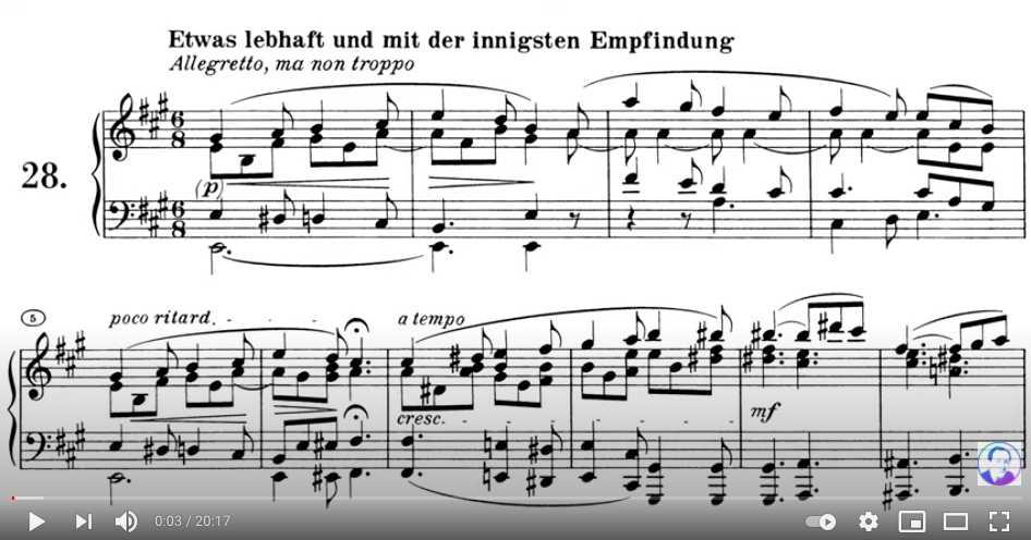 Beethoven - Sonata No. 28 - Vladimir Horowitz, Piano