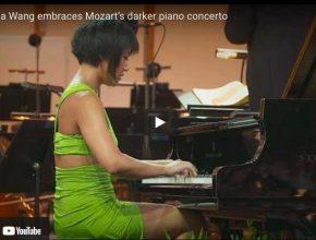 Mozart - Piano Concerto No. 20 - Yuja Wang