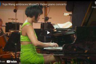 Mozart - Piano Concerto No. 20 in D Minor - Yuja Wang