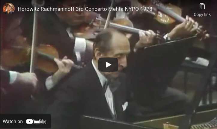 Rachmaninoff - Piano Concerto No. 3 in D Minor