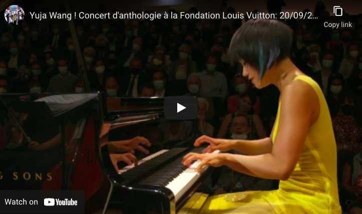Rachmaninoff - Concerto No. 2 - Yuja Wang