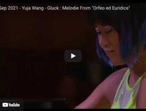 Gluck/Sgambatti - Dance of the Blessed Spirits - Wang, Piano