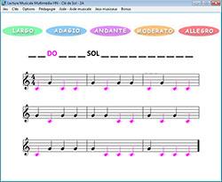 Lecture Musicale Multimédia HN