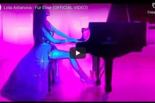 Lettre à Élise (Pour Élise) - Lola Astanova - Beethoven