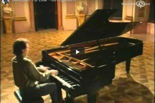Beethoven - Pour Élise (La Lettre à Élise) - Pogorelich, Piano