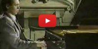 Beethoven – La Lettre à Elise – Pogorelich, Piano