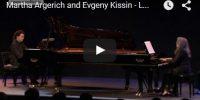 Lutoslawski – Variations pour 2 pianos sur un Thème de Paganini – Argerich, Kissin