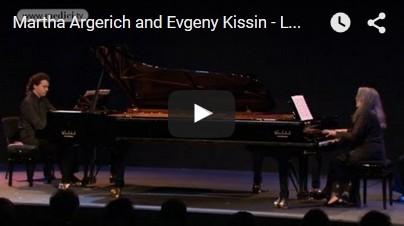 Lutoslawski - Variations pour 2 pianos sur un Thème de Paganini - Argerich, Kissin