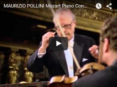Mozart - Concerto pour Piano No 19 - Pollini, Böhm