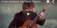 Schubert – Ave Maria – Baric, Guitare