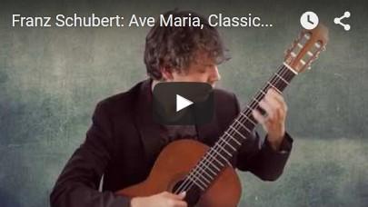 Schubert - Ave Maria - Baric, Guitare